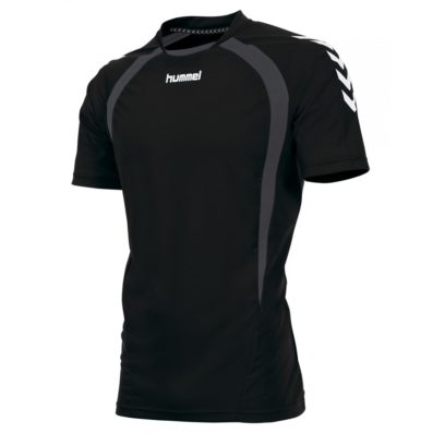 team-t-shirt-black-anthracite-white