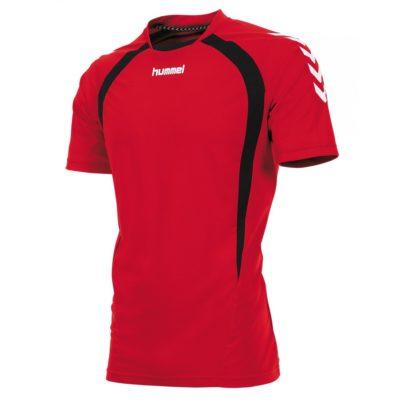 team-t-shirt-red-black-white