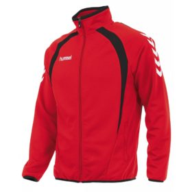 team-top-full-zip-red-black-white