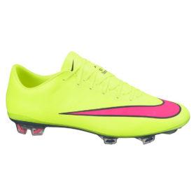 Nike Mercurial (geel) Vapor  FG van 200,00 voor 179,00