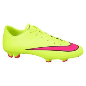 Nike Mercurial (geel) Victory  FG 74,99