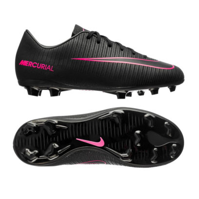 Nike Mercurial Vapor FG Junior Black 54,99