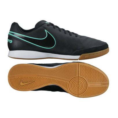 Nike Tiempo Genio IC Black-Turq 59,99